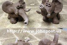 Escultura / Figuritas