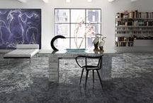 Product | Net Effect / Net Effect modular carpet honors the ocean not only in its aesthetic references but also in a unique and tangible way through a project called Net-Works. Available globally.