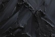 Colour   Black on Black