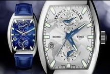 Men's Watches / Carry several Men's Designer Watches: Franck Muller, Hamilton, Oris, Raymond Weil, Gucci, and many more!