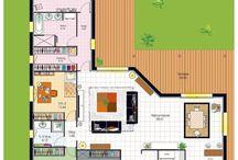 Plans de maison / #plans# #plans de maison# #maison#