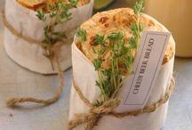 Madeleines, Bread & Rolls