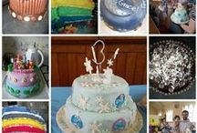 Cake Decorating Inspirations