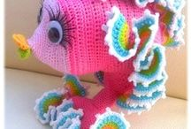 CROCHET BY THE SEA / by lamawa1201