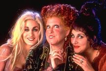 Witches- The Good,The Bad, And The Ugly / Tv and Movie Witches / by Sharon Smith