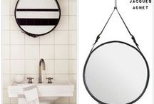 Inspiration :: Bathroom / Well... I desperately need a new and more stylish bathroom. Inspire me please!