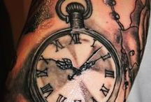 Tattoos / Tatuajes por Nahuel Herrera
