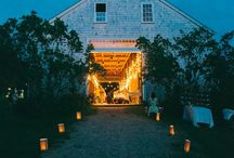 alice in wonderland wedding / summer, colors, lights, fresh, barn, love, august, cake, candles, I do!