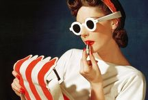 Rockabilly with taste! / I would love to have this look!