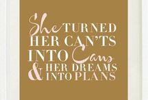Quotes / Quotes die ons inspireren, elke dag.