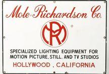 Mole Ricardson / Illuminazione cinematografica