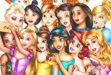 Princesas ✨