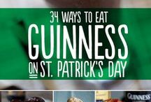St. Patrick's Day / Ideas for a festive St. Patty's Day including colors (green), drinks, recipes for yummy foods, decorations. What are your favorite tips and traditions for celebrating St. Patrick's Day? Please share and invite your friends to join too. No adult content or nudity.