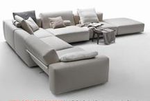 2015 NEW COLLECTION / Sofas, sectional sofa, small tables, consolle, benh, armchairs of the new 2015 collection