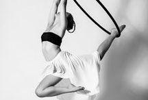Aerial hoop inspiration