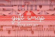 Gift Wrap Ideas & DIY / Here you will find DIY, gift, gift wrap, wrapping paper, wrapping, paper, wrapping gifts, birthday gifts, holiday gifts, Christmas, Christmas wrapping, Christmas wrapping paper, birthday wrapping, holiday wrapping, neon wrapping, cute wrapping, homemade wrapping, ideas, inspiration, Gift wrapping.