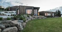 Residential Architecture / Modern Luxury Homes Bespoke Architecture