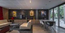 Interior Architecture / Modern Bespoke Interior Architecture