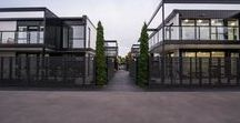 Modern Apartments / Modern Low-Rise Apartment Spaces