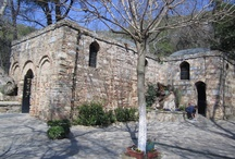 Mother Mary's House / Mother Mary's House in a Catholic and Muslim shrine located on Mt. Koressos close to Selçuk in Turkey