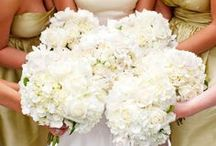 Fresh Blooms / Flowers! Bouquets, centerpieces, corsages, boutonniere--arranged to perfection.