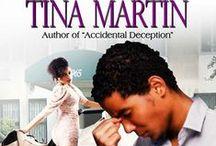 My Books / Books by Tina Martin
