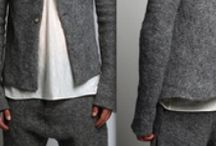 grAy fAshion / by mAd mArch