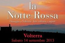 Our Activity / The calendar of our initiatives / by Consorzio Turistico Volterra