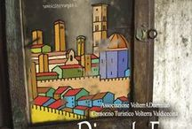 Our Activity / The calendar of our initiatives / by Consorzio Turistico Volterra
