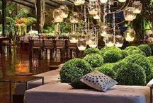 OUTDOOR LIGHTING / Create the perfect outdoor space!