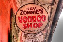Voodoo & Witchcraft