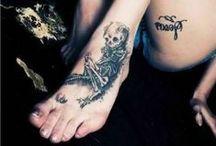 Tattoos, Piercings & Skulls
