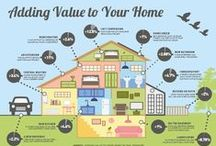 Infographics / We love a good infographic! Check out these home related infographics we have found.