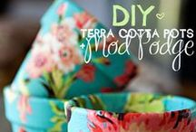 A DIY Project / by Missy-Jade