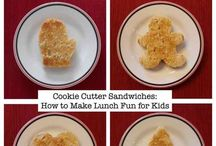 Food Ideas the Kids Will LOVE / A collection of recipes, treats and food ideas the kids will LOVE! / by Kenarry: Ideas for the Home