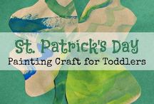 St Patrick's Day Ideas / Crafts, foods and other ideas for St Patrick's Day / by Kenarry: Ideas for the Home