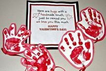 Valentine and Heart Ideas / Recipe, craft and home decor ideas to celebrate Valentine's Day / by Kenarry: Ideas for the Home