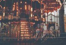 Amusement Parks + Carnivals