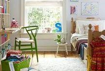 Kids/baby room /  Curtains, pillows, bed, carpets and other accessories for children's room. Arredamento- tendaggi- carta da parati- tappeti ed altri complementi per la camera dei bambini.