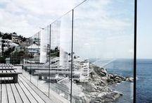 Glazen balustrade | Inspiratie
