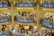 Malls +Department Stores