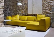 Yellow Decor / Go mellow with yellow in your home
