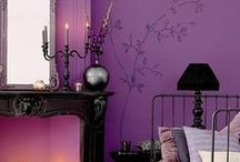 Purple Decor / Lilac or violet? Which shade is your style?