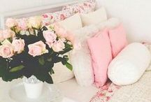 Pastel Decor / Add some pastel shades to your home