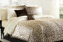 Animal Print Decor / Add some animalistic style to your home this season