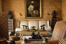 Rooms to remember / intriguing interior design / by Cece Sims
