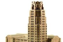Buffalo and New York State / Souvenir Replica buildings of Buffalo and New York State. Join our mailing list at replicabuildings.com and receive special offers and discounts.