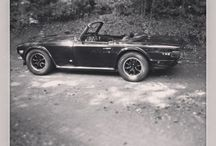 Triumph tr6 and other nice Cars