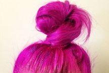 hair mania <3 / Colored hair, redheads and dreads