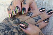 beautiful nails / nails,